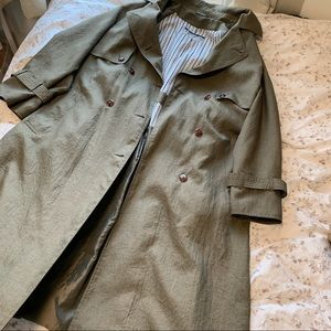COPY - Vintage Womens Trench Coat